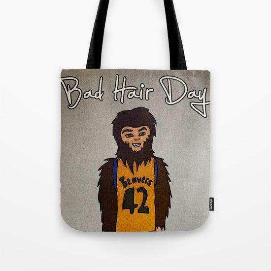 bad hair day no:2 / Teen Wolf Tote Bag
