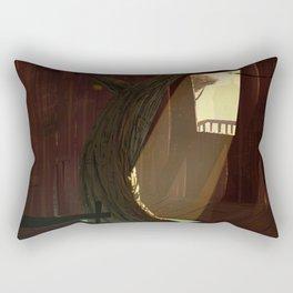 treehouse Rectangular Pillow
