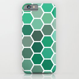 green shifts hex iPhone Case