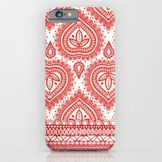 Decorative Red iPhone 6s Slim Case