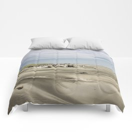 Washington Sand Dunes Comforters