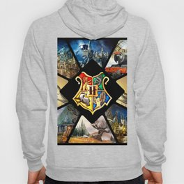 Magical Places Hoody