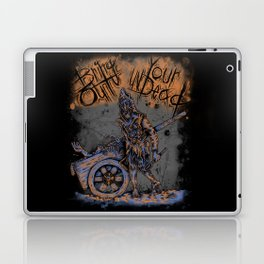 Bring Out Your Undead Laptop & iPad Skin