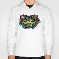 cheshire Hoodies featuring CHESHIRE by AZZURRO ARTS