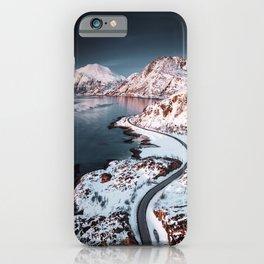 lofoten islands iPhone Case