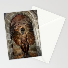 Hippogriff Entrance Stationery Cards