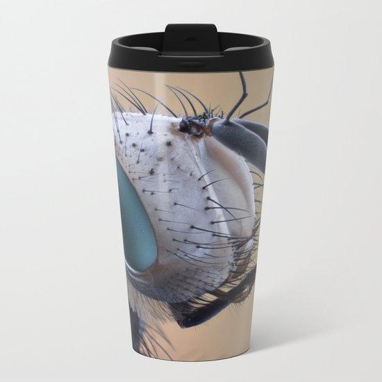 Insect II Metal Travel Mug