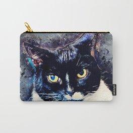 Cat Jagoda art Carry-All Pouch
