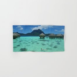 Bora Bora Bungalow Hand & Bath Towel