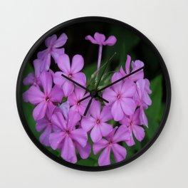 Masque Wall Clock