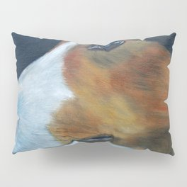 Sheltie Shetland Sheepdog Art Pillow Sham