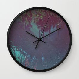 ABSENT DREAMS Wall Clock