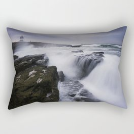 Hook Head Lighthouse (RR 206) Rectangular Pillow