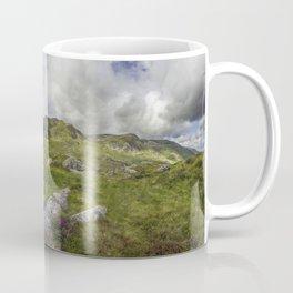 Glyderau Mountain Range Coffee Mug