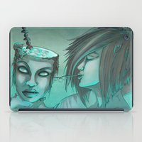 cocktail iPad Cases featuring Cocktail by ssst