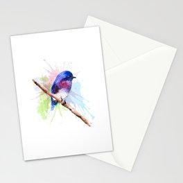 Small bird Stationery Cards