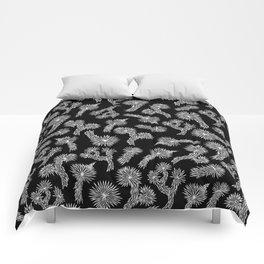 Joshua Tree Pattern by CREYES Comforters