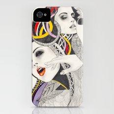 I Believe in beauty 4  iPhone (4, 4s) Slim Case