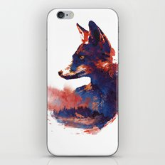 The Future is bright iPhone Skin