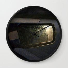 Followed by the sun 01 Wall Clock