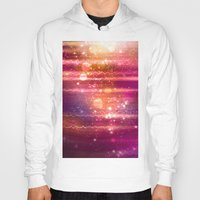 halo Hoodies featuring Sun Halo by Tom Lee