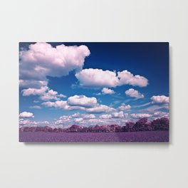 Only Dreaming Metal Print
