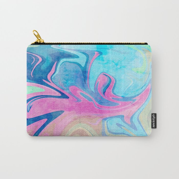 Candies & Sea #society6 #decor #buyart Carry-All Pouch
