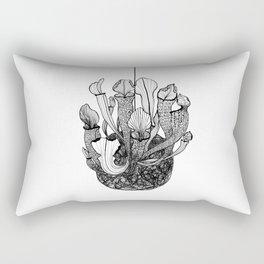 Nepenthes kokedama Rectangular Pillow