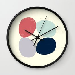 Fluid II Wall Clock