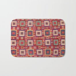 Azeri Zili South Caucasus  Azerbaijan Wall Hanging Bath Mat