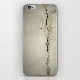 Concrete Wall iPhone Skin
