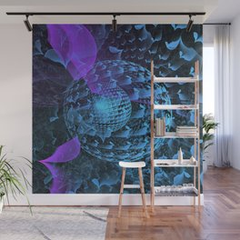 Spherical Abstract Wall Mural