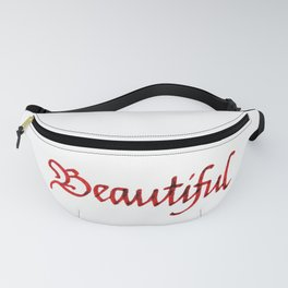 Beautiful Fanny Pack