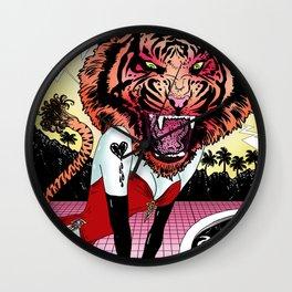 Oh, Tiger! Wall Clock
