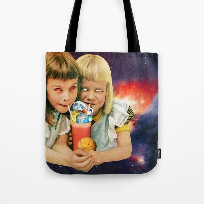 Exoplanet Cocktail Tote Bag