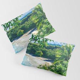 Hamoa Beach Hana Maui Hawaii Pillow Sham