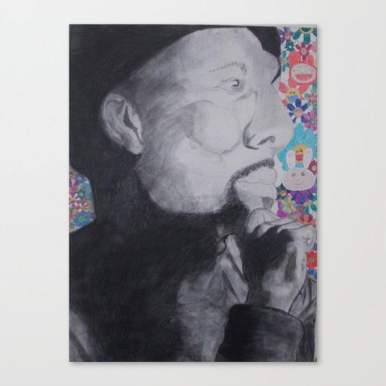 Common Murakami Canvas Print