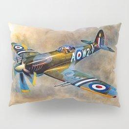 Spitfire Dawn Flight Pillow Sham