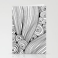 rare Stationery Cards featuring rare vision by inbloom design