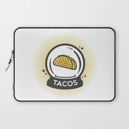 Tacos In Your Future Laptop Sleeve