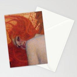 Gustav Klimt, Goldfish, (detail) 1901-1902 Stationery Cards