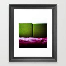 Couch Framed Art Print