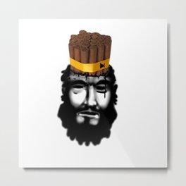 King Castro Metal Print