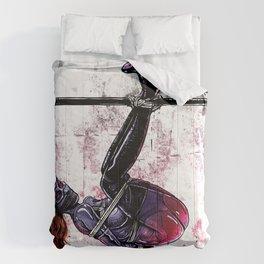 Bondage Catwoman Comforters