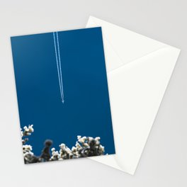 Jetset - Bluest Blue Stationery Cards