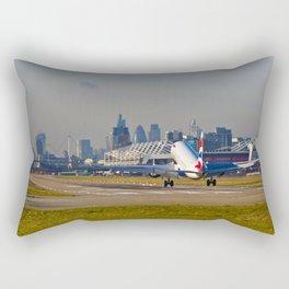 British Airways London Rectangular Pillow