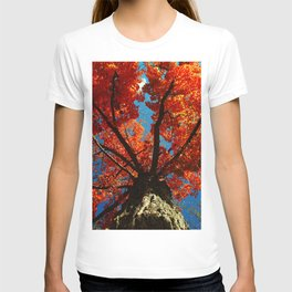 Trees on Fire T-shirt