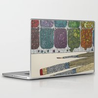matisse Laptop & iPad Skins featuring Create by Valentina Harper