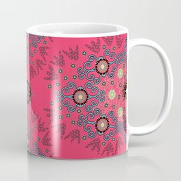 Folksy Mirror Coffee Mug
