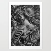 Amplification Art Print